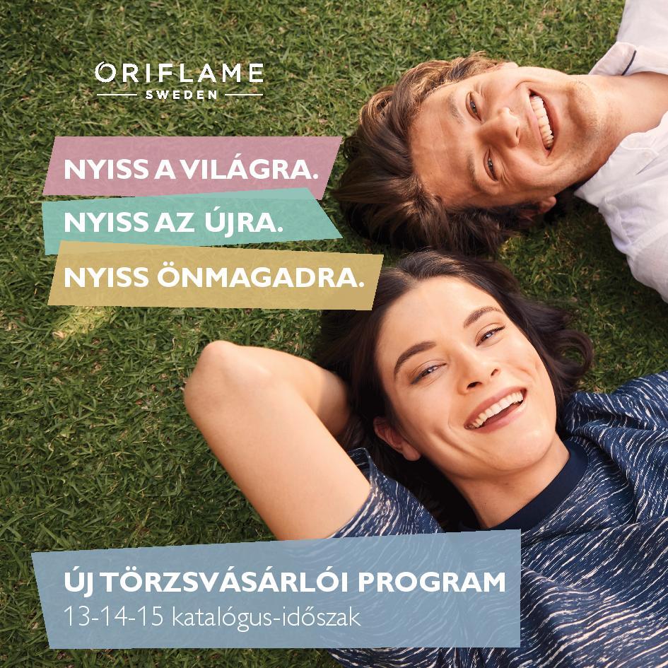 oriflame start program 1